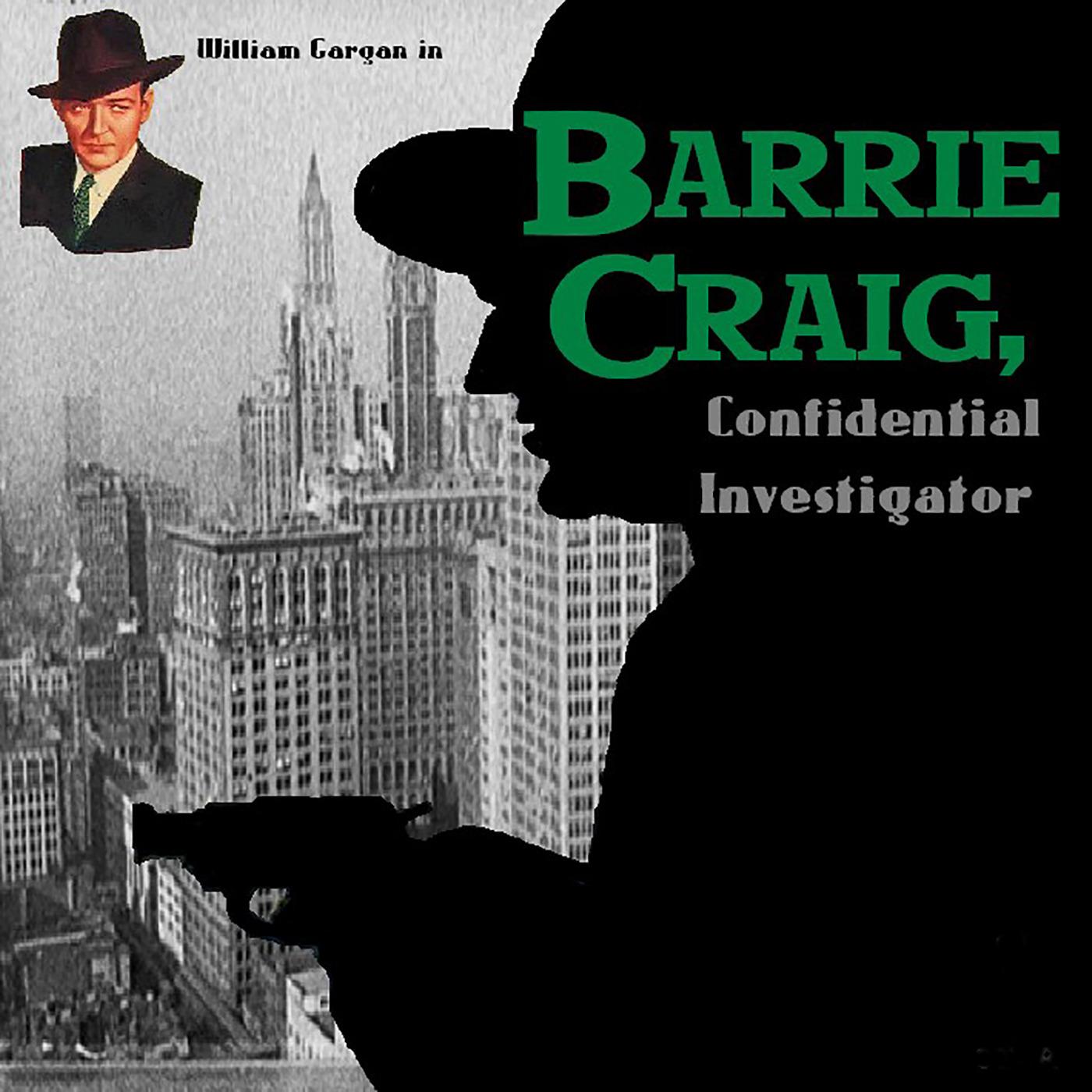 Barry Craig, Confidential Investigator