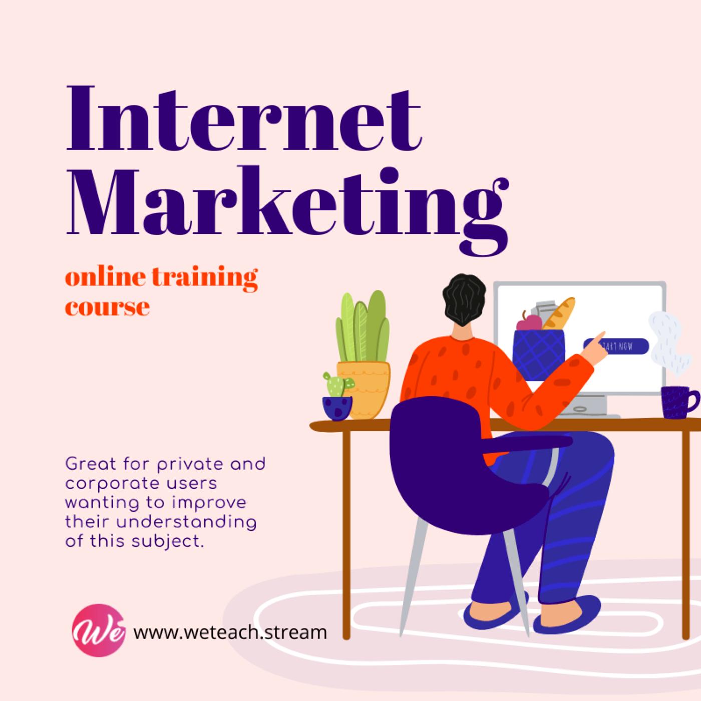 Learn The Fundamentals of Internet Marketing (Audio)
