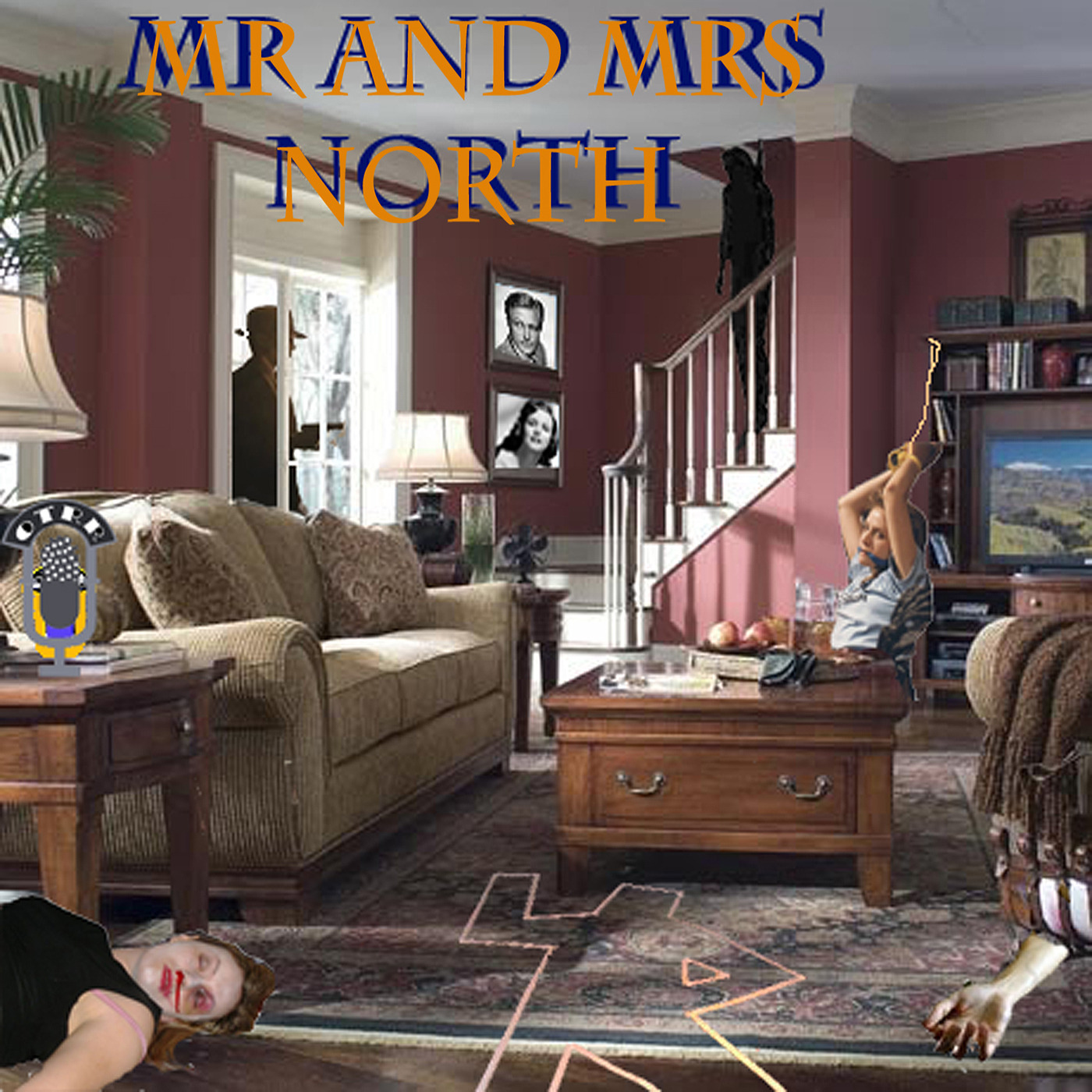 Mr. and Mrs. North