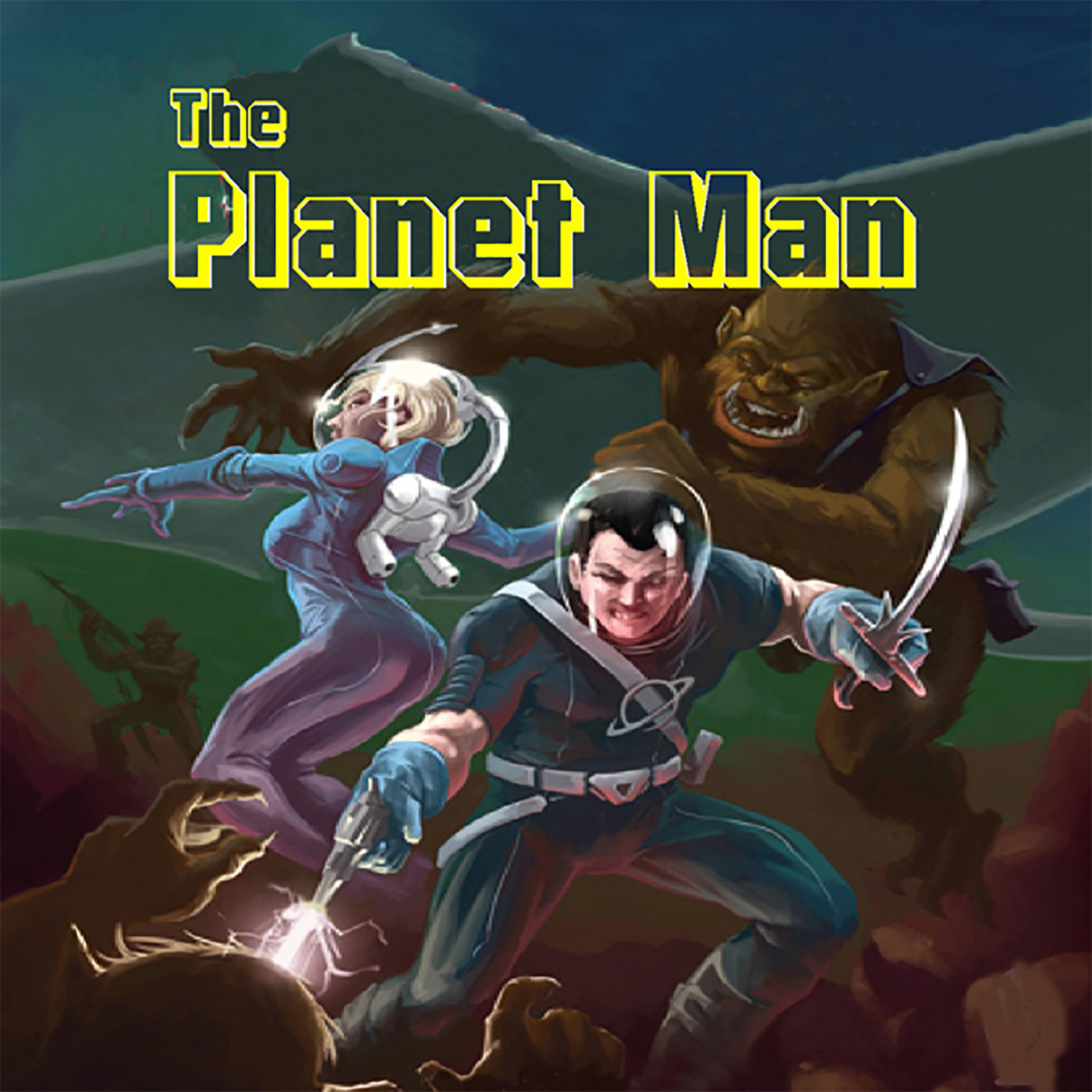 The Planet Man