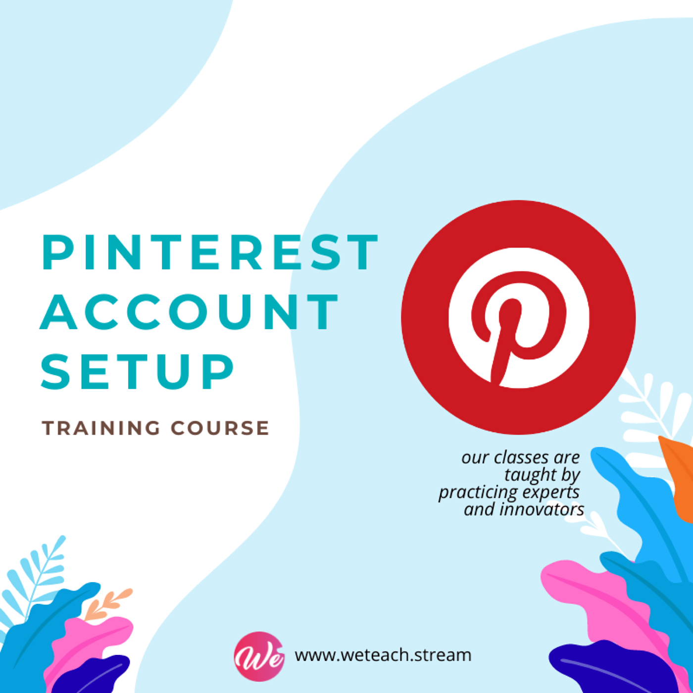 Learn How To Correctly Setup a Pinterest Account (Audio)