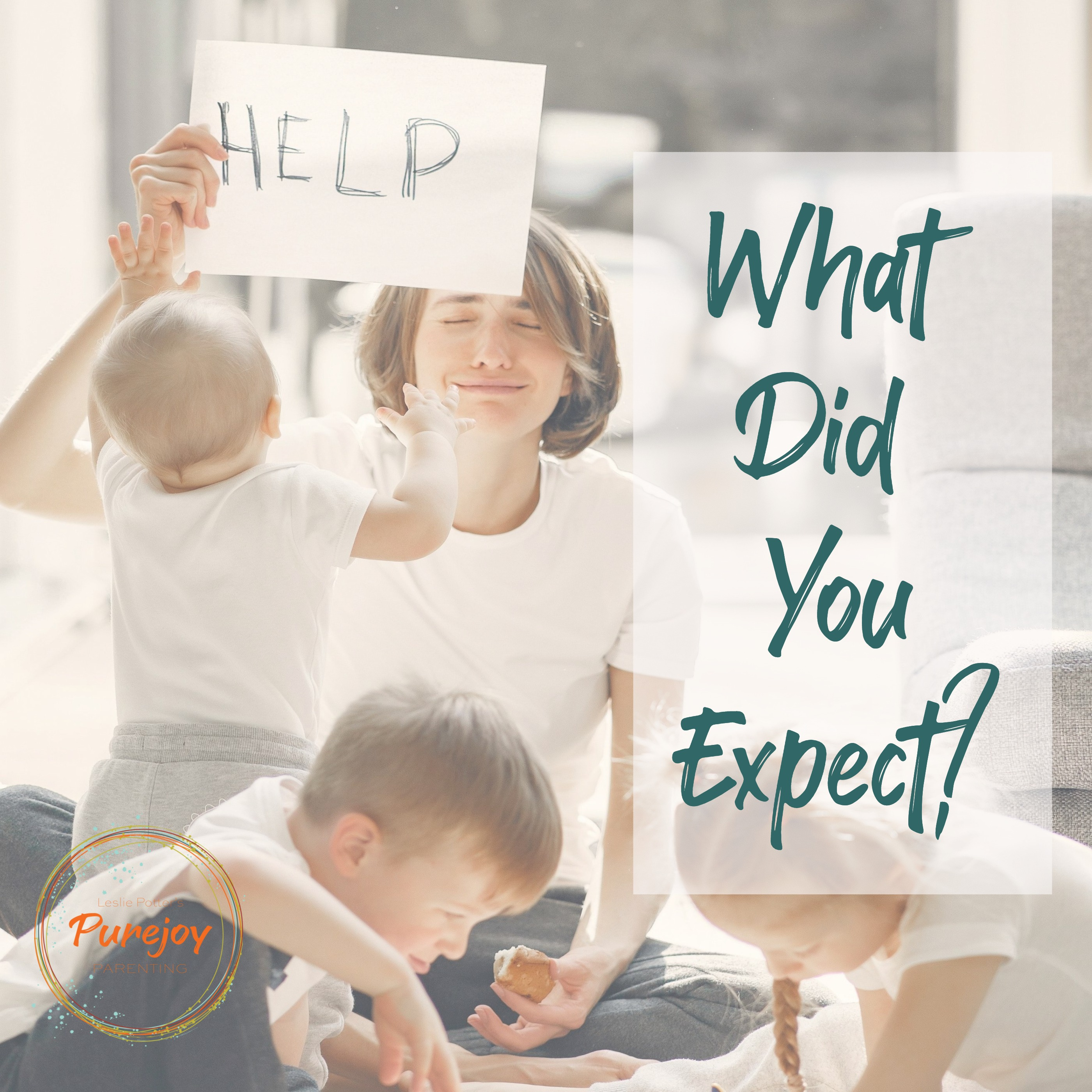 Purejoy Parenting Popup Call: What Did You Expect?