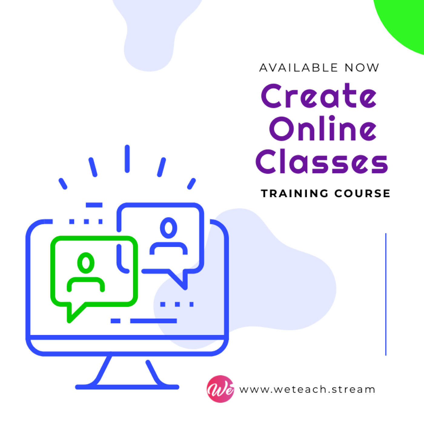 Learn How to Create Your Own Online Classes (Audio)