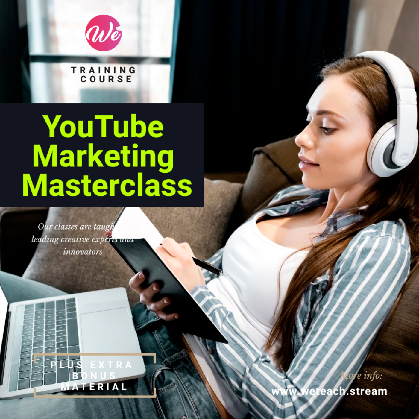Learn How to Market Yourself using YouTube (Audio)
