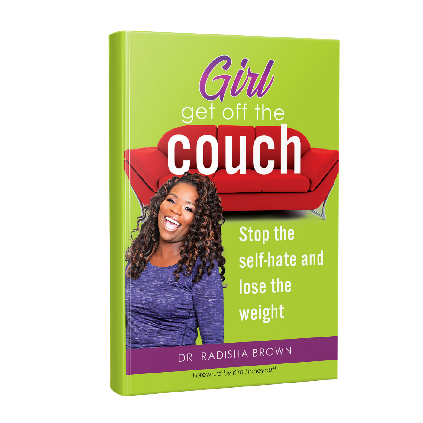 Girl, Get Off the Couch Audio Book