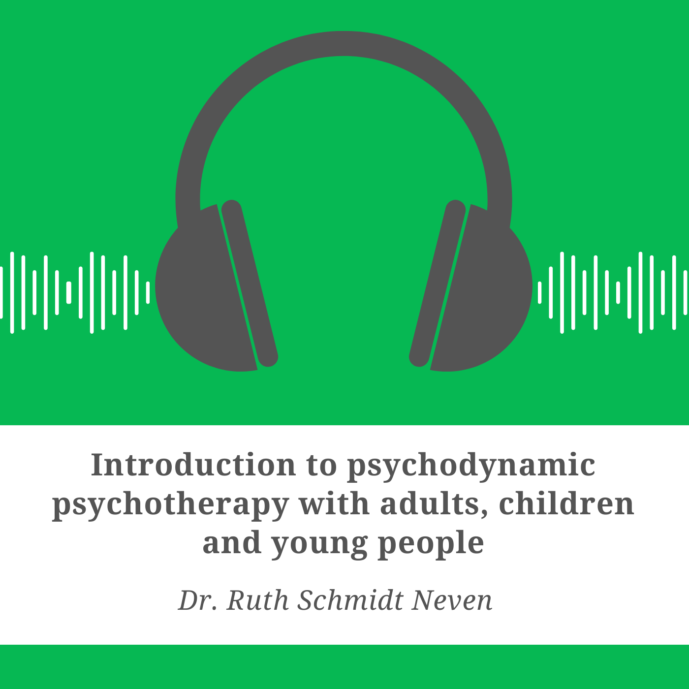 Introduction to psychodynamic psychotherapy with adults, children, and young people