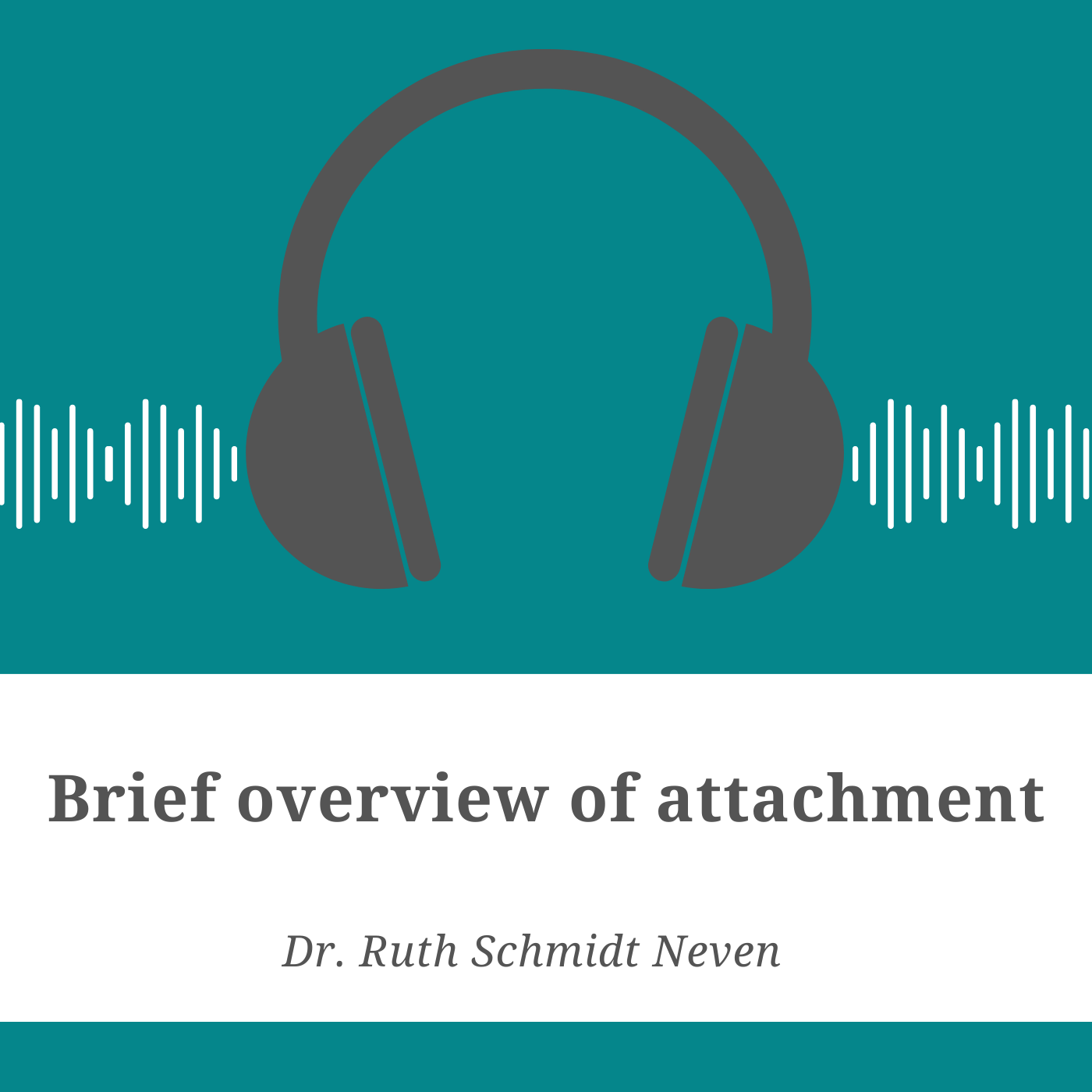 A Brief Overview of Attachment