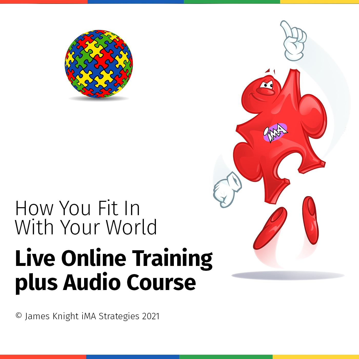 """High Red : """" How You Fit In With Your World  """" Audio Training Course"""