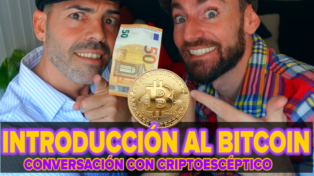 Introducción al bitcoin: conversación con criptoescéptico (Gabi NetKaizen) | Cómo invertir mi dinero