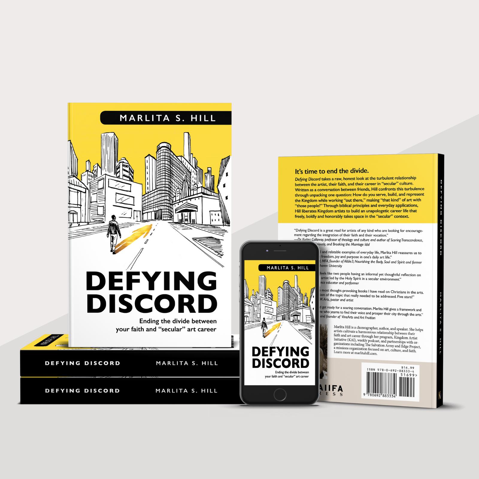 Defying Discord Audiobook