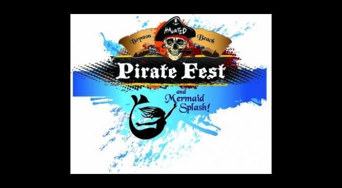 Pirate Fest and Mermaid Splash