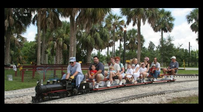 Tradewinds Train Rides