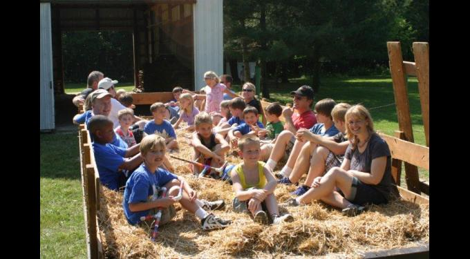 Tradewinds Hayride and Campfire