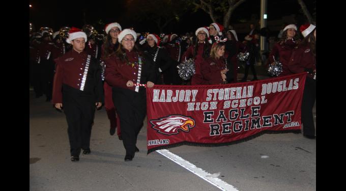 Coral Springs Holiday Parade