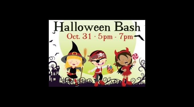Halloween Bash at Pompano Citi Centre