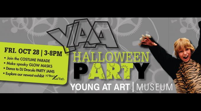 YAA Halloween Party
