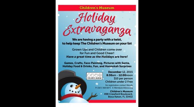 Children's Museum Holiday Extravaganza