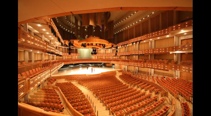 Arsht Center Tours