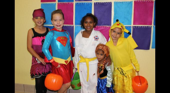 Halloween Spooktacular Event at the Y
