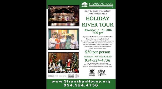 Holiday River Tour