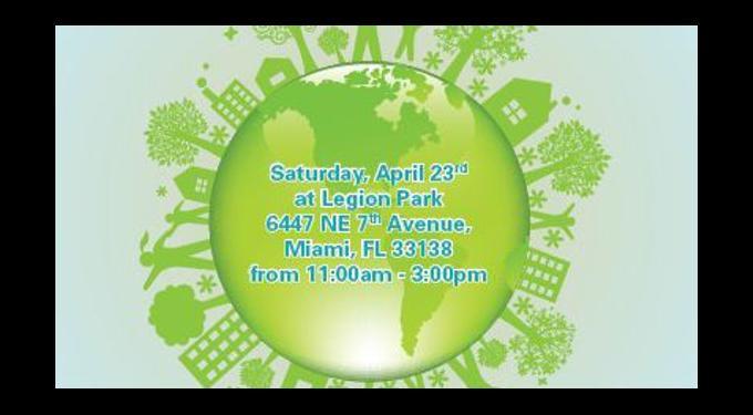 Earth Day at Legion Park