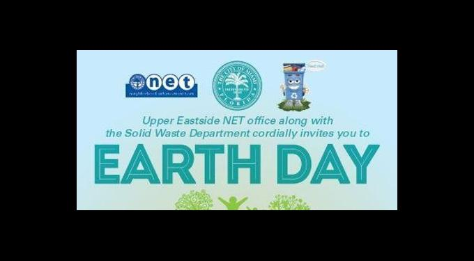 Earth Day at Legion Park