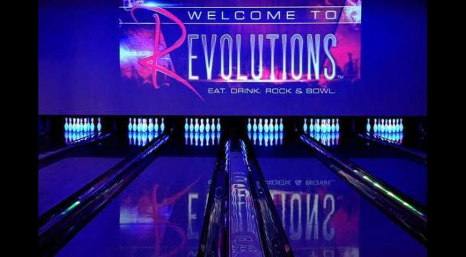 Revolutions Bowling & Bar