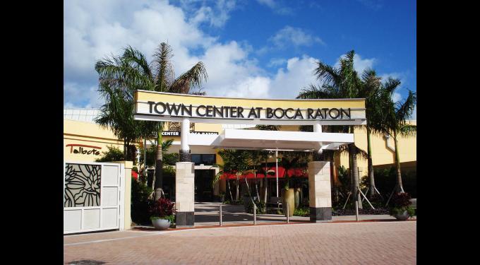 Boca Town Center Mall