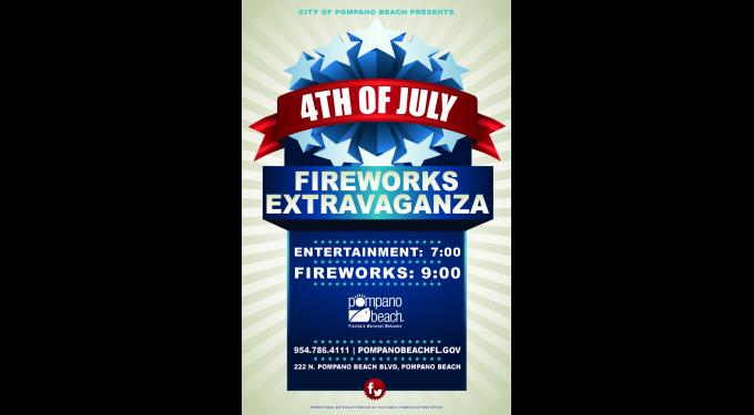 Pompano Pier 4th of July Extravaganza