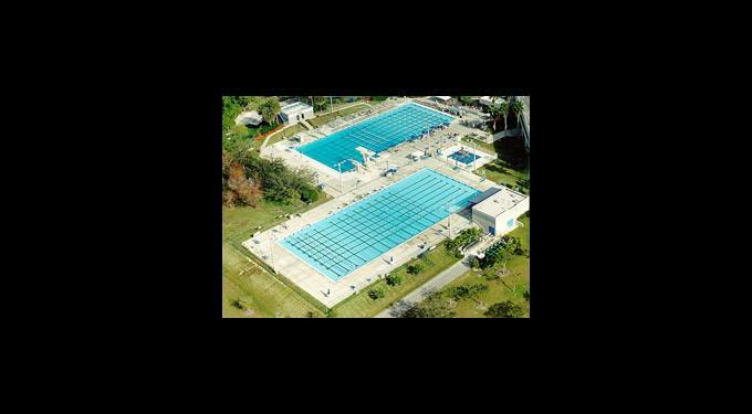 Central Park Aquatics Complex