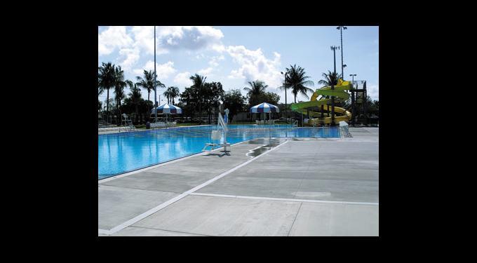 Victory Park Pool