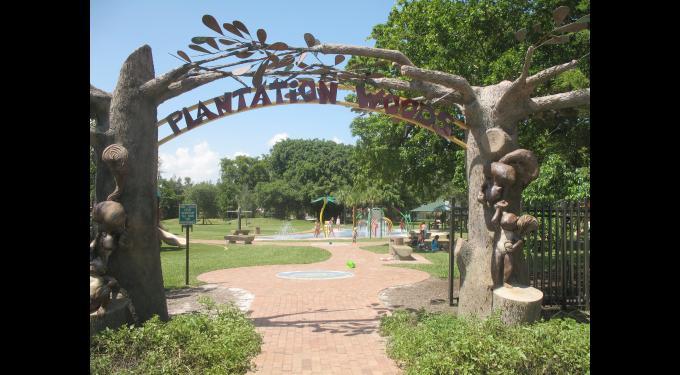 Plantation Woods park