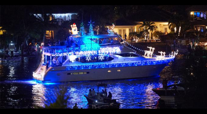 Harbourside Palm Beach Boat Parade