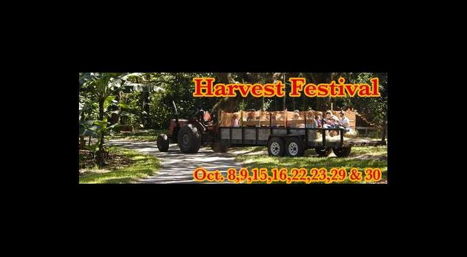 Flamingo Gardens Harvest Festival