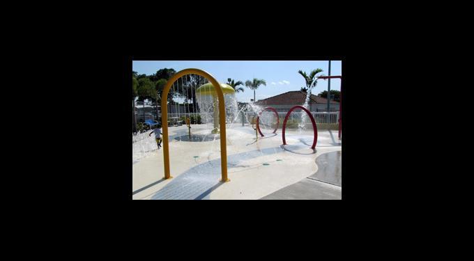 Jerry Resnick Aquatic Center