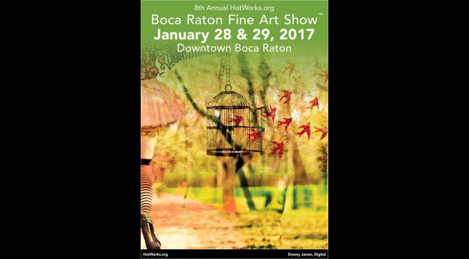 Boca Raton Fine Arts Show