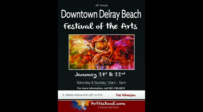 Downtown Delray Beach Festival of the Arts