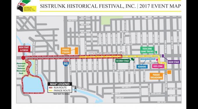 Sistrunk Parade and Festival