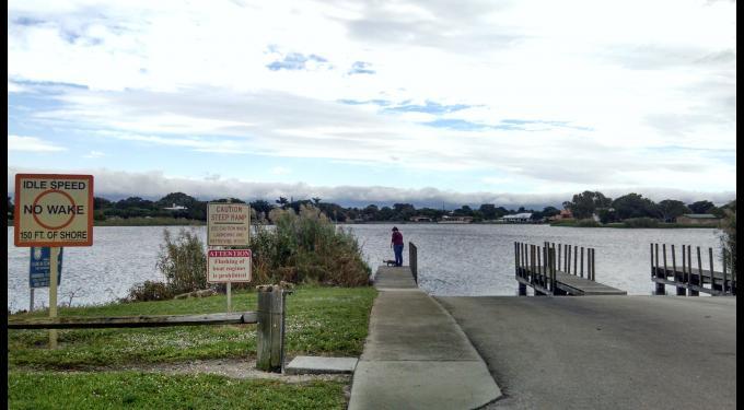 Lake Ida Dog Park and Lake Ida West