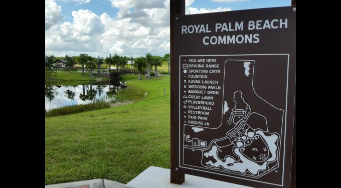 Royal Palm Beach Commons Park