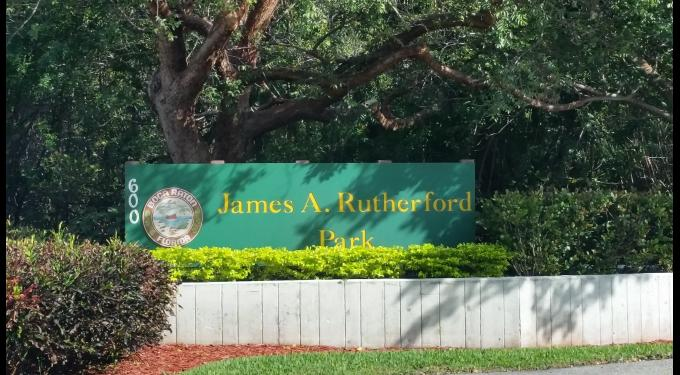James A. Rutherford Park