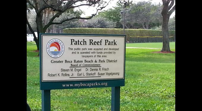 Patch Reef Park