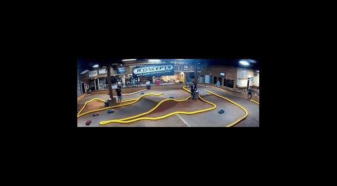 Bashers Indoor RC Raceway