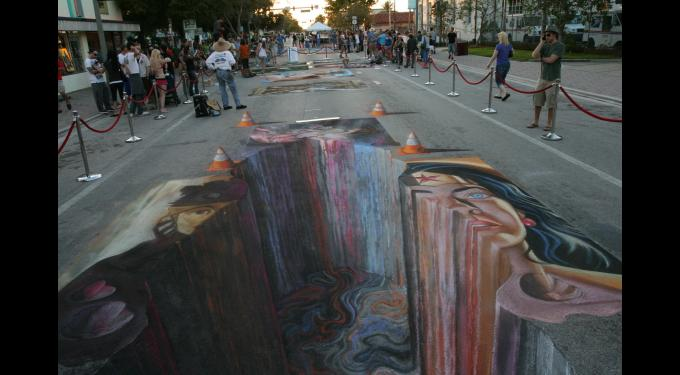 Annual Street Painting Festival