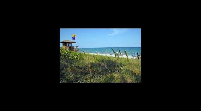 R. G. Kreusler Park Beach