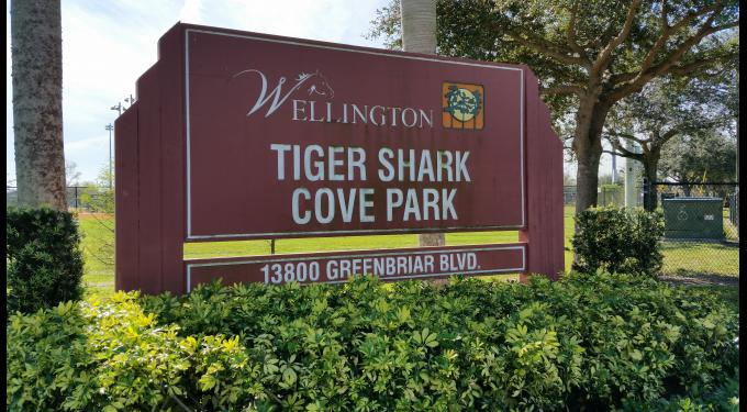 Tiger Shark Cove