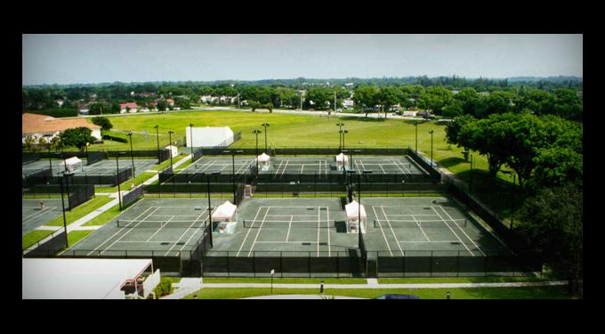 Wellington Tennis Center