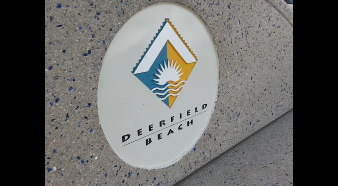 Deerfield International Fishing Pier and Beach