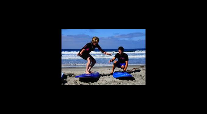 EZ Ride Surf School