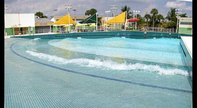 McDonald Aquatic Center and Park